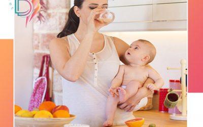 رژیم غذایی کاهش وزن بعد از بارداری