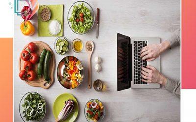 رژیم غذایی آنلاین